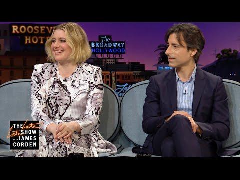 Greta Gerwig & Noah Baumbach Are Oscars Rivals
