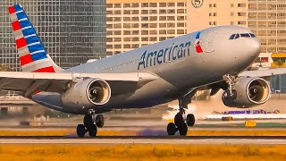 1 HR Watching Airplanes Aircraft  dentification Plane Spotting LAX Airport LAXKLAX