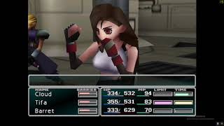 Final Fantasy VII | New Threat v1.5 (Arrange Difficulty) [X-ATM Scorpion (2)]