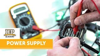 Power Supply Design | EFI Harness Construction [FREE LESSON]