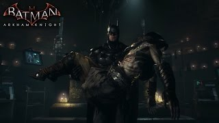 Batman Arkham Knight: Destroying the Lazarus Machine with DLC Skins