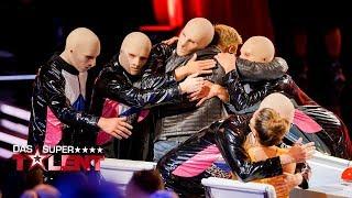 Bruce bringt die Aliens ins Finale | Das Supertalent 2017 | Sendung vom 09.12.2017