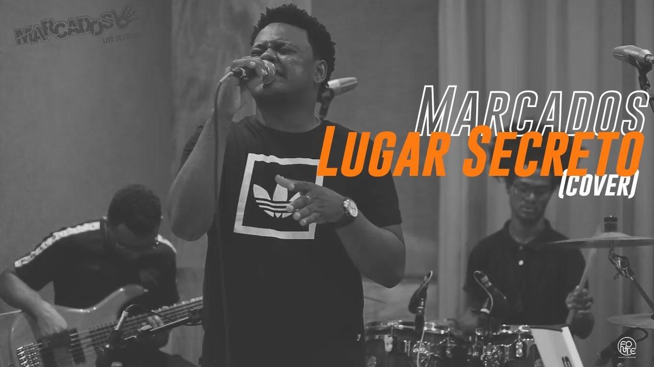 MARCADOS PAGODE GOSPEL - LUGAR SECRETO cover