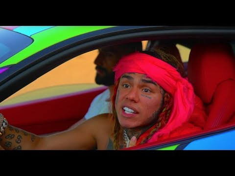 6IX9INE - STOOPID FT. BOBBY SHMURDA (Official Music Video)