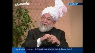Liqa Ma'al Arab 11 February 1997 Question/Answer English/Arabic Islam Ahmadiyya