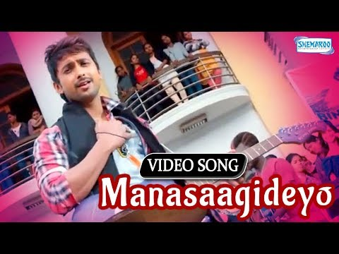 Manasaagideyo  - Pade Pade - Kannada Super Hit New Songs