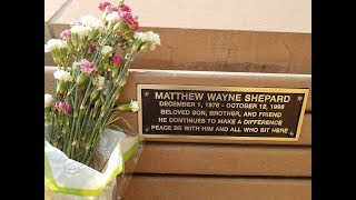 Matthew Shepard - 20 Years Later