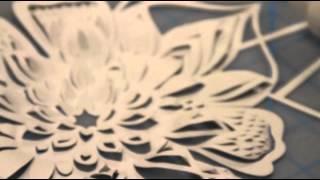 3D Paper Cutting