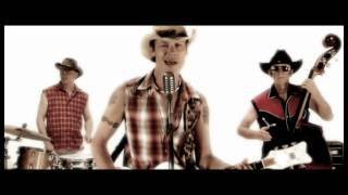 Christian Power & Lonesome Train 'Whole Lotta Rock & Roll' Music Video [HD]