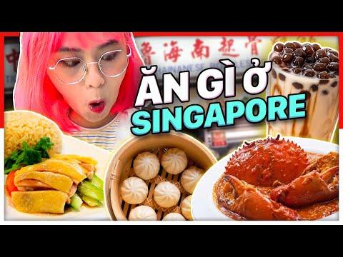 Top 5 Món ăn Ngon Tại Singapore!!!    THY ƠI MÀY ĐI ĐÂU ĐẤY ???