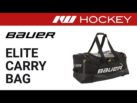 Bauer Elite Carry Bag Review