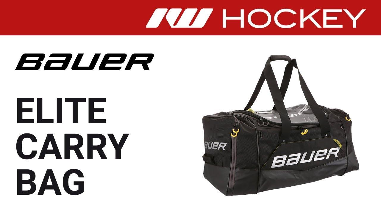Bauer Premium Senior Goalie Carry Bag
