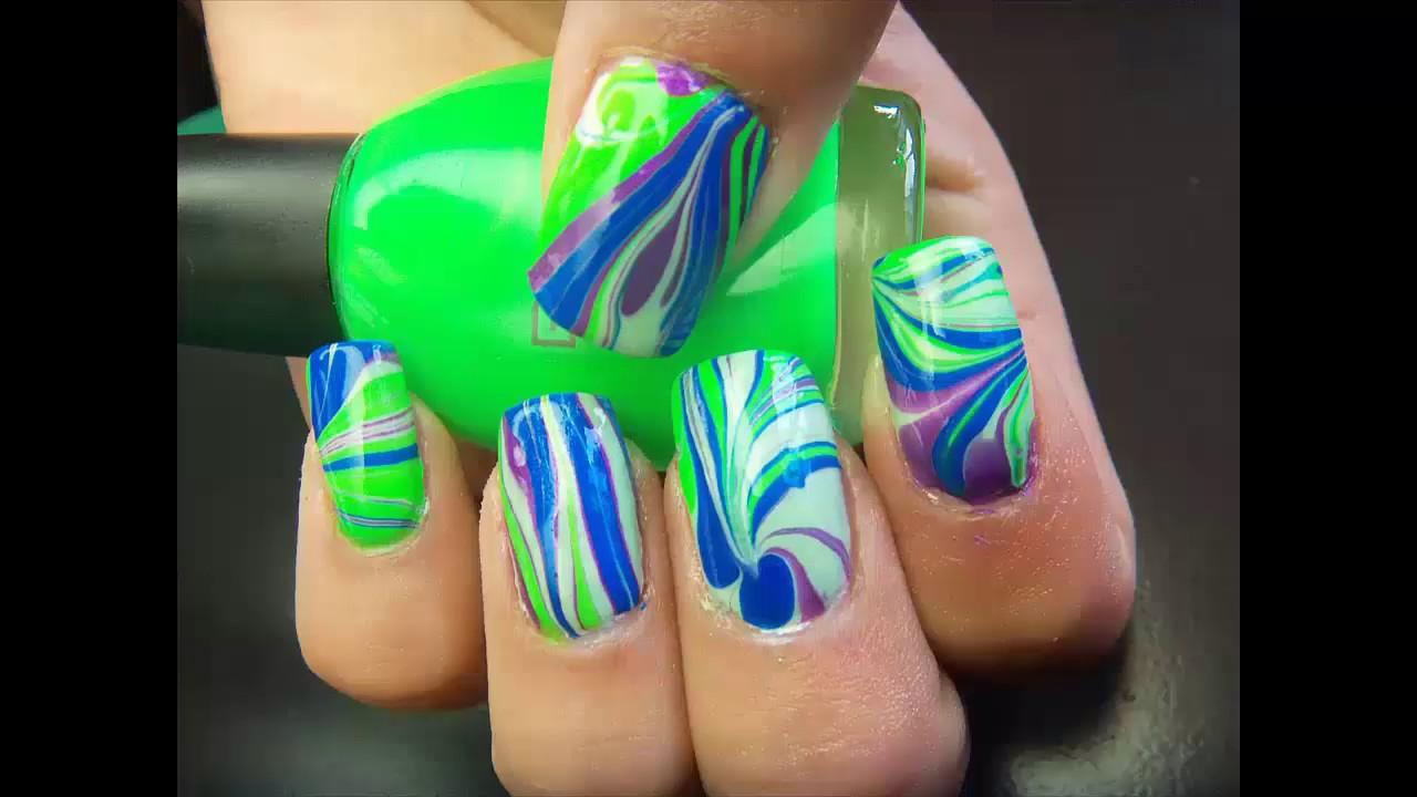 imágenes de Diseños de uñas 2018 - YouTube