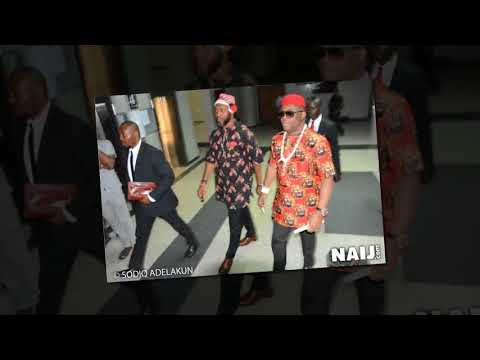 Fani-Kayode's attire to court, a gift from Nnamdi Kanu (photos) thumbnail