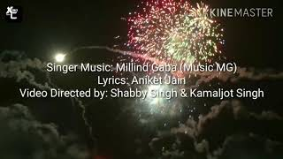 Daru party lyric vedio || Music MG || Xiao Tech