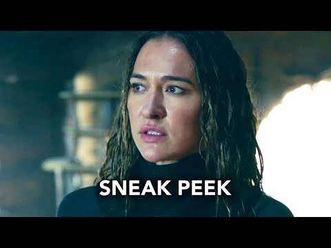 """The 100 7x02 """"The Garden"""" Sneak Peek #2 - MYSTERIOUS PAST – Echo and Gabriel learn more about Hope and her mysterious past...."""