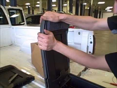 Center Console Lid Replacement - YouTube