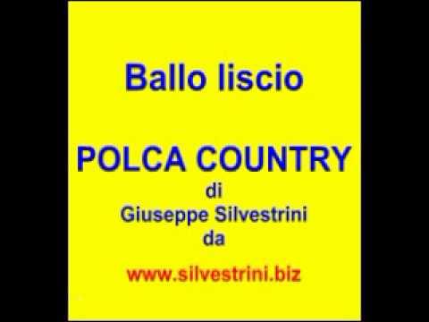 Ballo liscio -  POLCA COUNTRY - Silvestrini