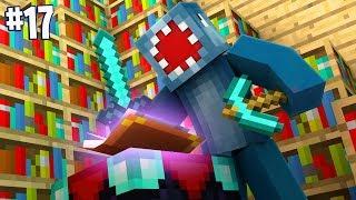 TOP TIER ENCHANTMENTS!! - Minecraft Aquatic Adventure! #17
