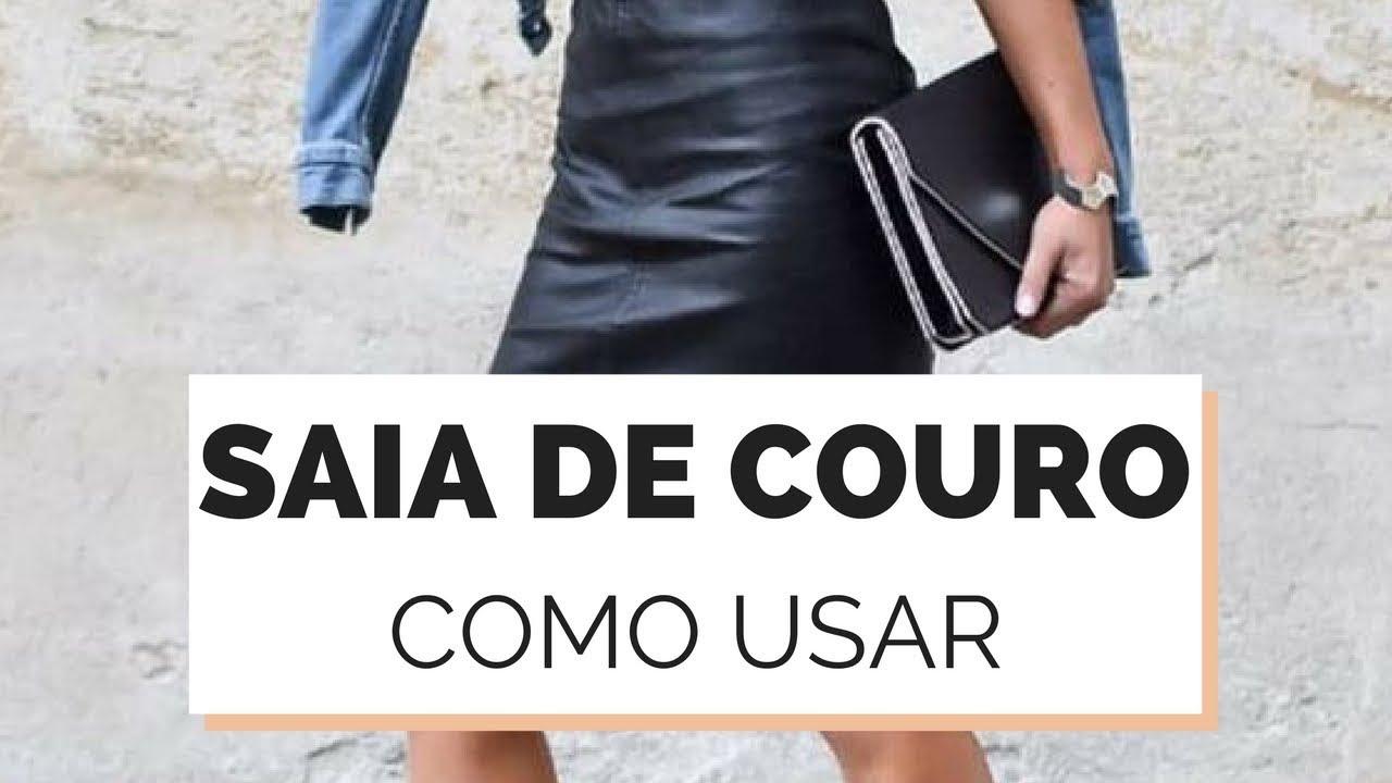 c3ec415ccd COMO USAR SAIA DE COURO