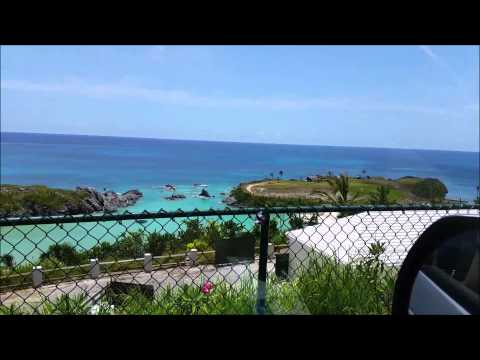 Bermuda Beautiful Taxi Tour HD - To Somerset Village, West