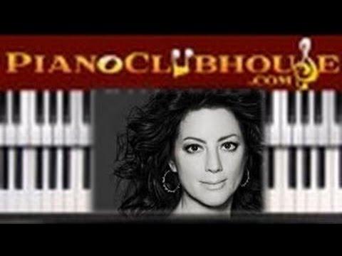 Angel Keyboard Chords By Sarah Mclachlan Worship Chords