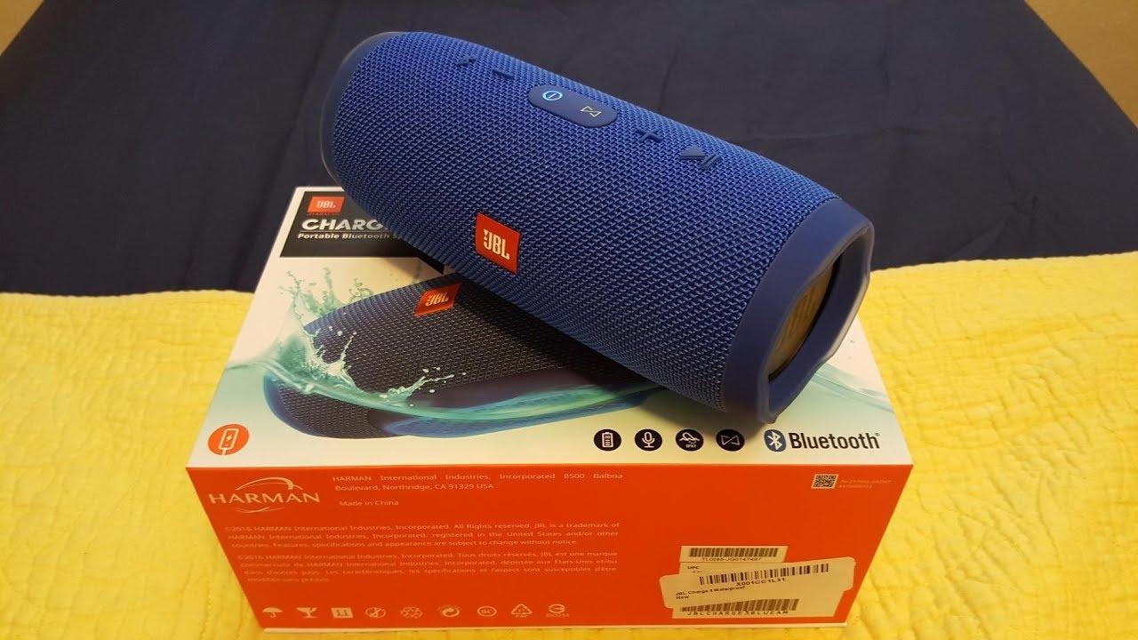 JBL Charge 10 JBLCHARGE10BLKAM Waterproof Portable Bluetooth Speaker Review