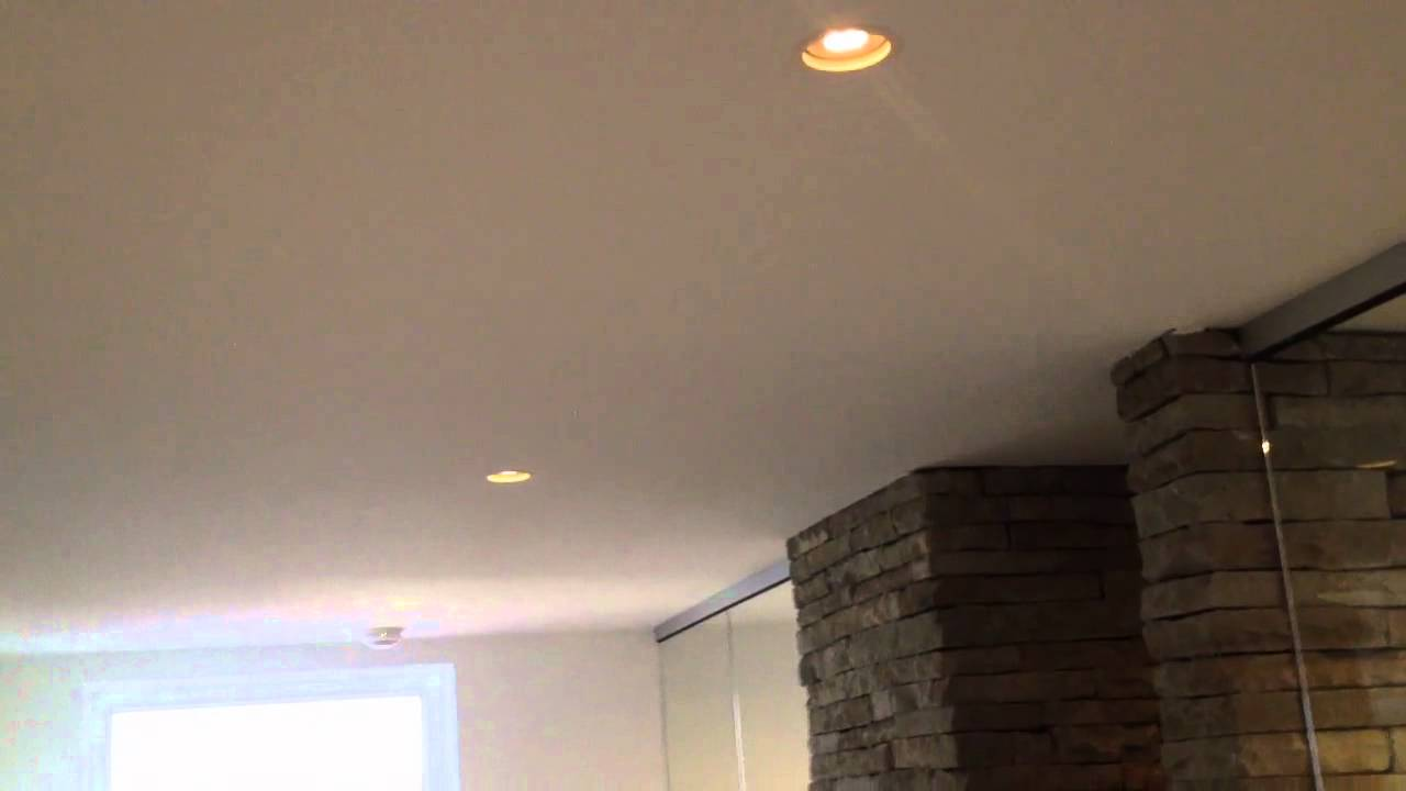 6w led Downlight dimmable - YouTube