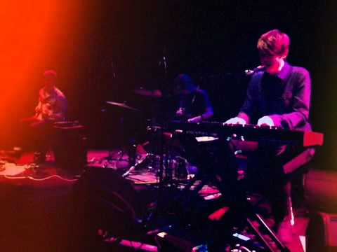 James Blake 'I Never Learnt To Share' @ Music Hall Of Williamsburg