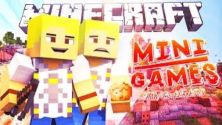Minecraft: Mini Game (HungerGames) - Bölüm 40 - Takım Oyunu w/IsmetRG - Sarp