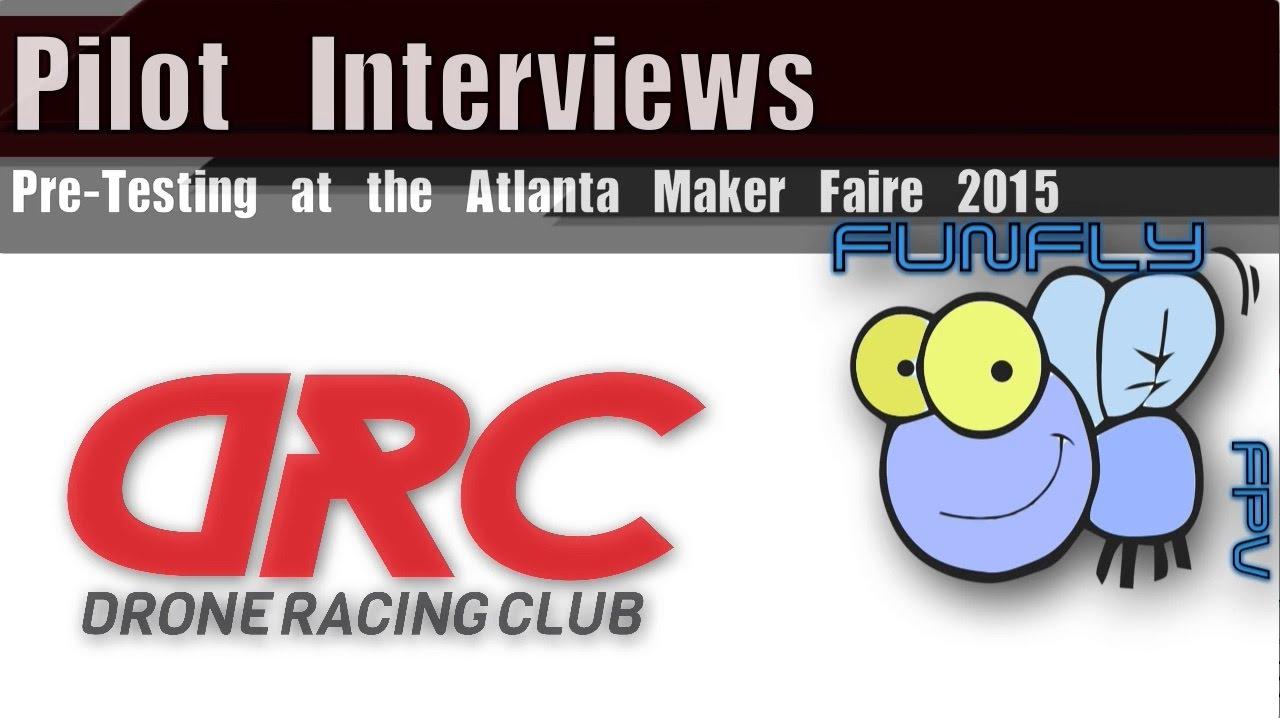 DRC FPV Pilot Interviews