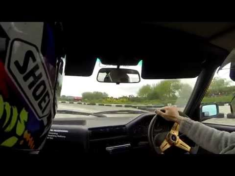 Drifting Derry Airport May 2015 pt 1