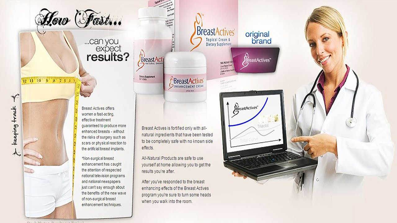 Breast Actives Reviews Increase Breast Size Naturally Special