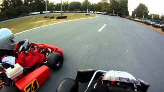 KING GEORGE SPEEDWAY/ KID KARTING