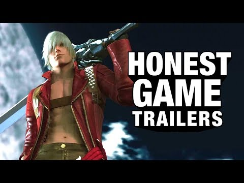 DEVIL MAY CRY (Honest Game Trailers)