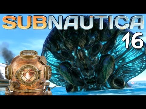 """Subnautica Gameplay Ep 16 - """"FREE ALIEN WILLY!!!"""" 1080p PC"""
