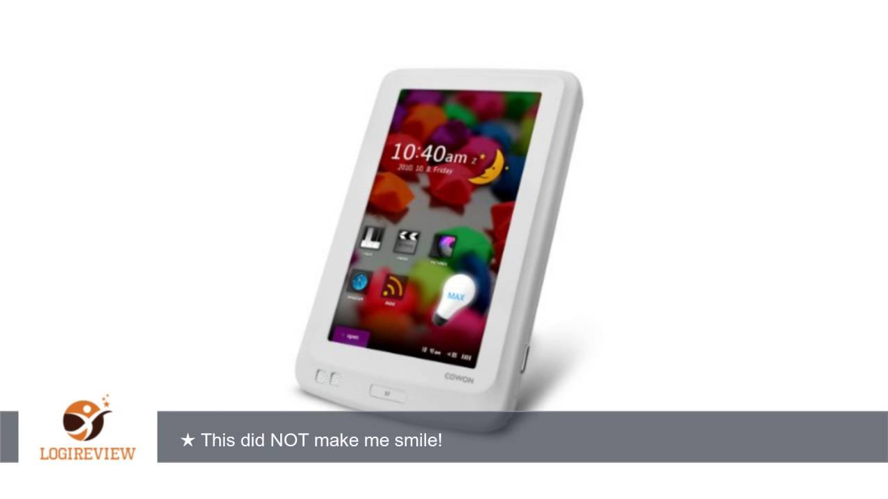 Drivers Update: COWON X7 MP3 Player
