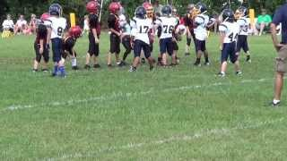 Best Peewee Football Play Ever!