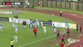 Robur Siena-Novara 0-1 | Serie C 2018/2019 1° turno playoff