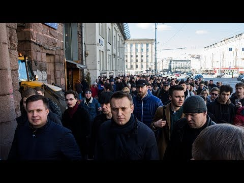 Thousands Protest Russia's Cyber-Security Bill