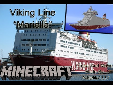 Minecraft Viking Line Quot Ms Mariella Quot Amp Download Youtube