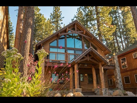 Famous Cabin - Lake Tahoe Luxury Vacation Rental