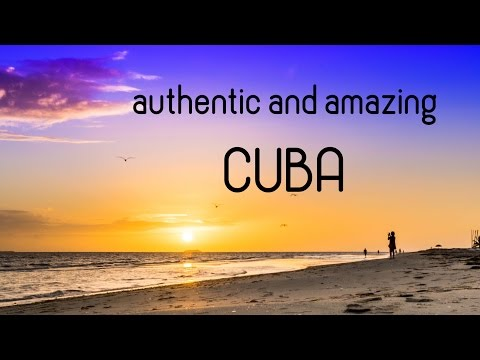 CUBA TRAVEL VIDEO | the place where time stands still