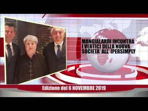 Velluto Senigallia Tg Web del 06 11 2019