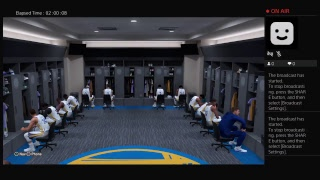 NBA 2k19 my career Boston Celtics vs Golden State Warriors