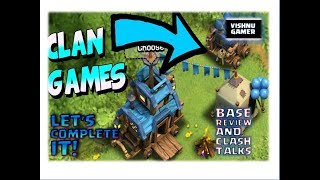 CLAN GAMES| LET