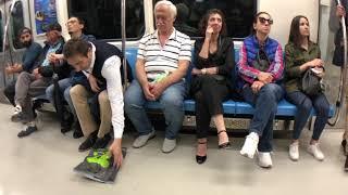 En çok istenen türkülerden birini söyledik ! Emin Karadayı - Ela Gözlüm ( Metro Performans ) Video