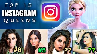 Elsa's TOP 10 Voices (By Instagram Followers)