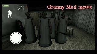 Granny v1.4.0.1 Mod menu Apk!!(Cheat Menu)