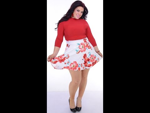 How a chubby gurl dress